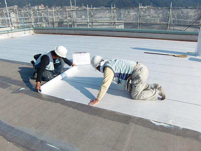 大阪 求人 防水工事